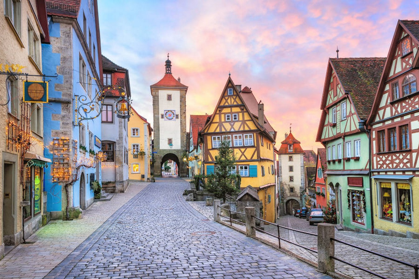 Rothenburg and Romantic Road - Sheet1