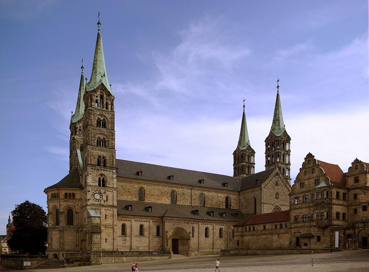 Bamberg Cathedral - Sheet1