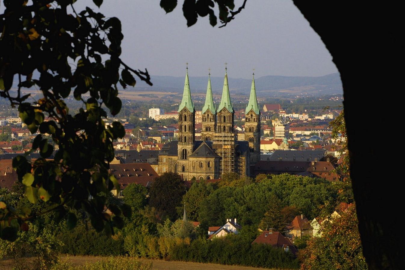 Bamberg Cathedral - Sheet2