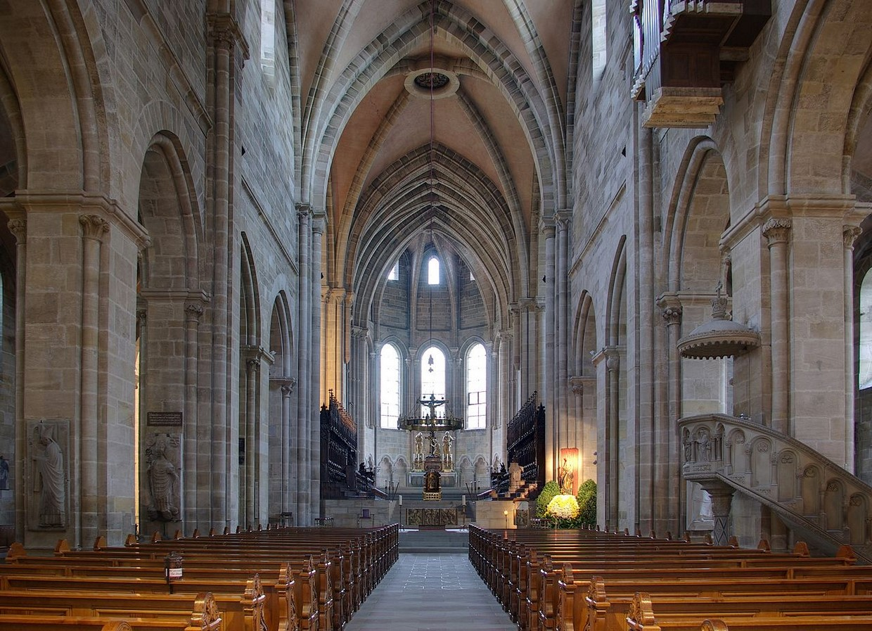 Bamberg Cathedral - Sheet3