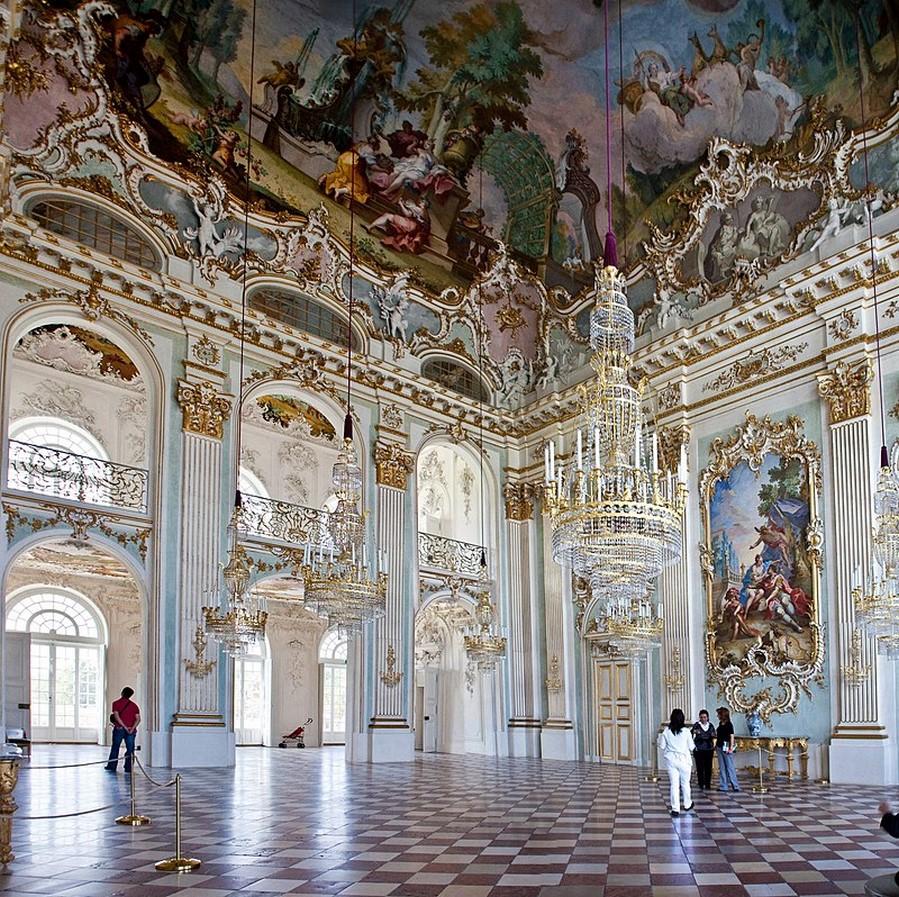 Nymphenburg Palace - Sheet3