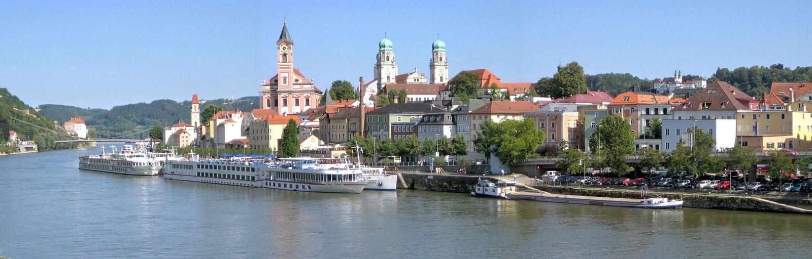 Passau and the Danube - Sheet1