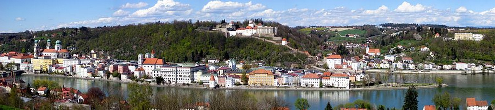Passau and the Danube - Sheet2