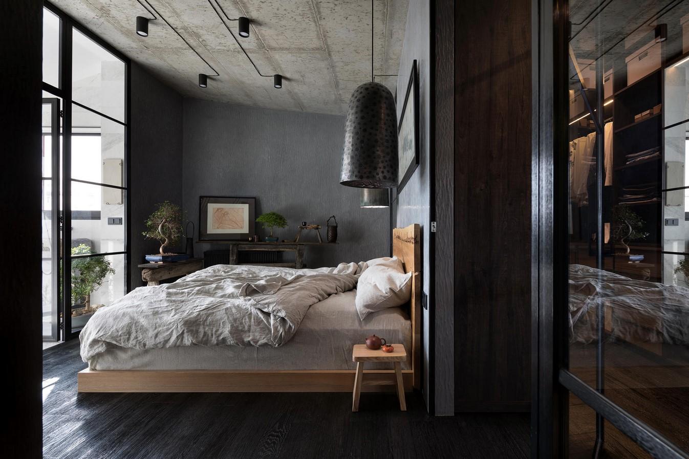 Wabi Sabi Apartment by Sergey Makhno in Kiev: Perfectly Imperfect - Sheet2