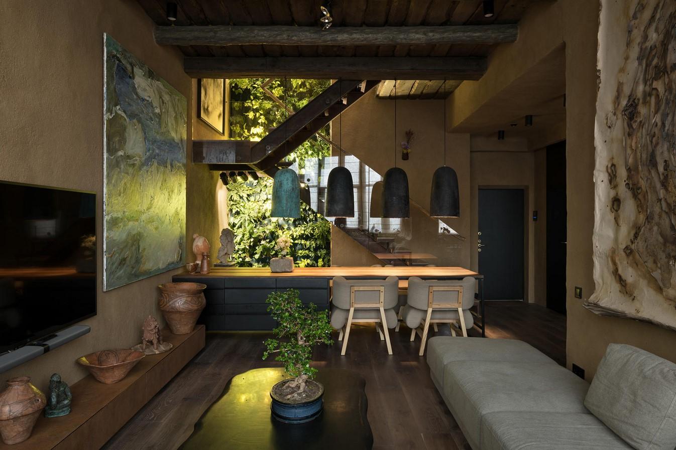Wabi Sabi Apartment by Sergey Makhno in Kiev: Perfectly Imperfect - Sheet4