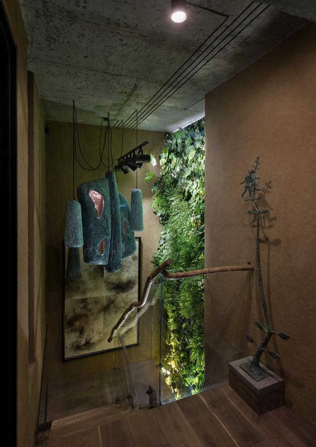 Wabi Sabi Apartment by Sergey Makhno in Kiev: Perfectly Imperfect - Sheet7