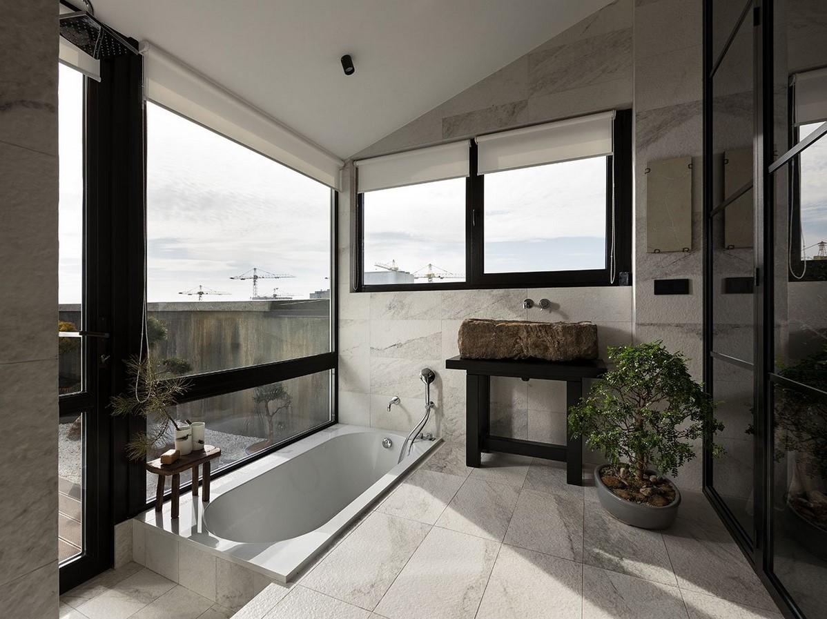 Wabi Sabi Apartment by Sergey Makhno in Kiev: Perfectly Imperfect - Sheet9