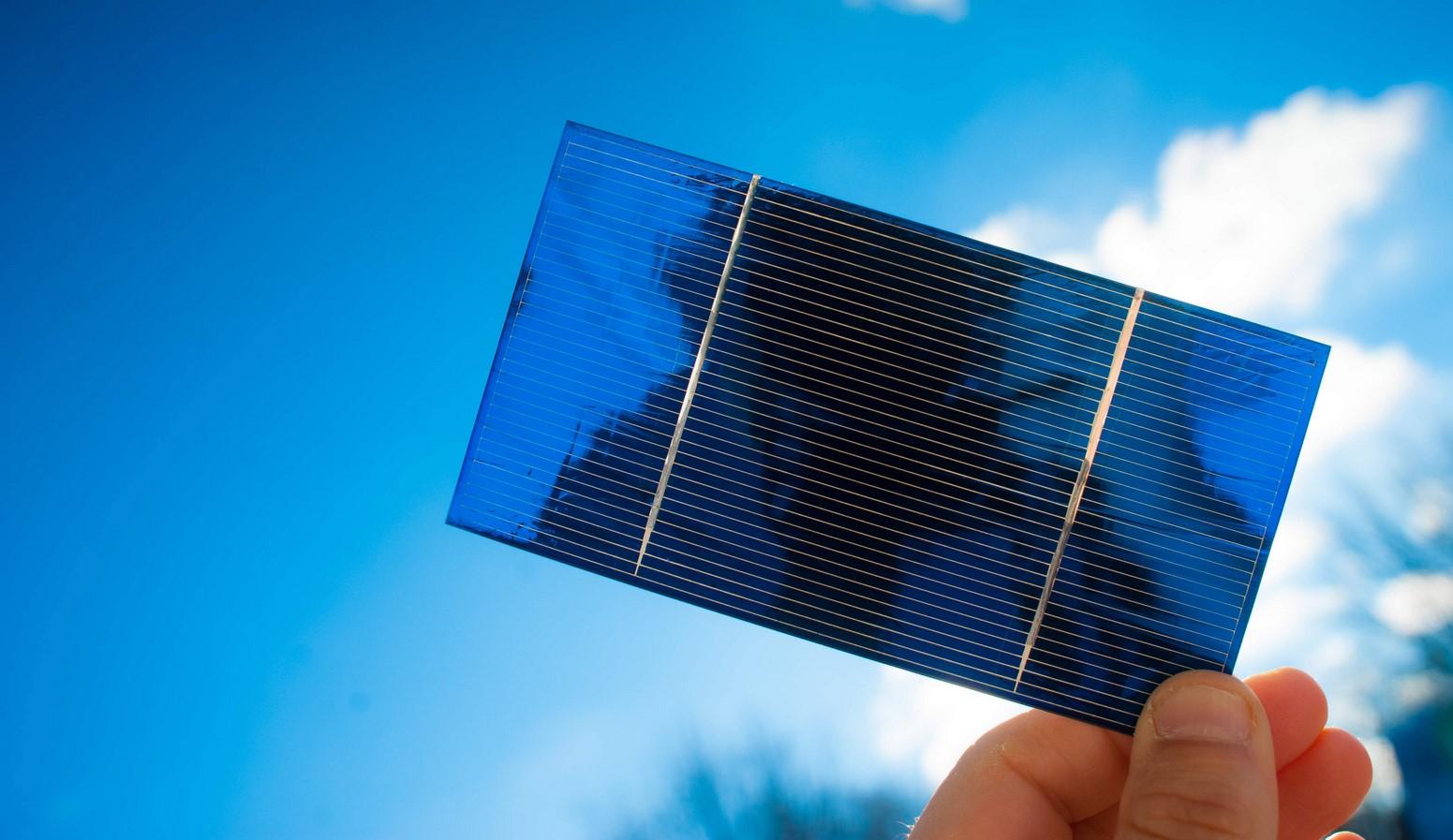 Alternative materials: Photovoltaic cells - sHEET1