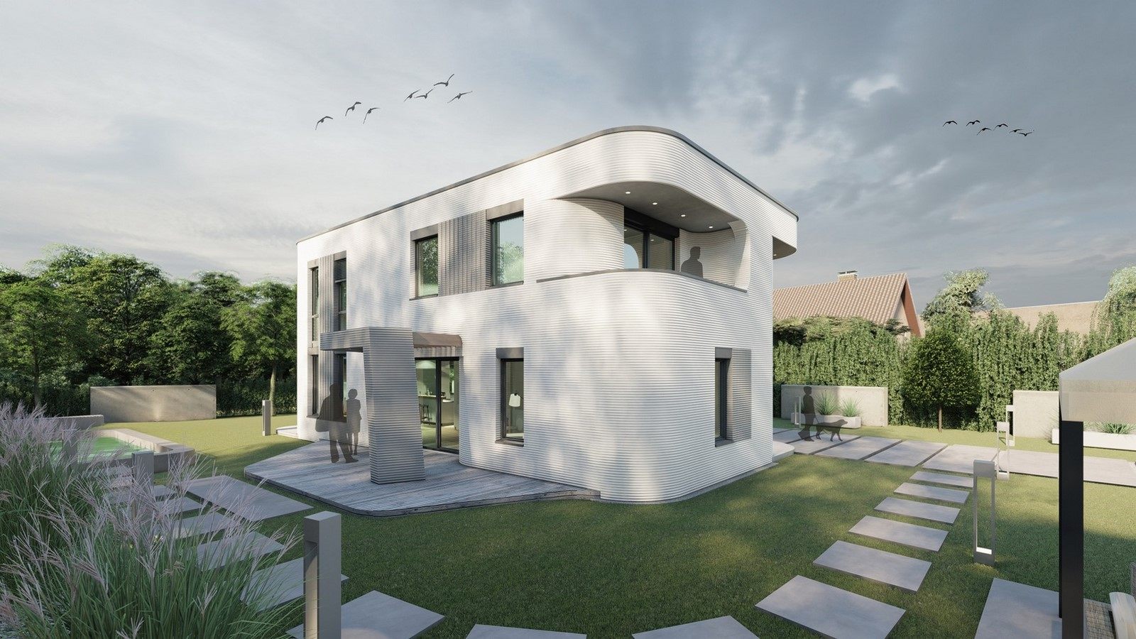 Concrete 3D Printing: 10 Residential Projects around the World - Sheet26