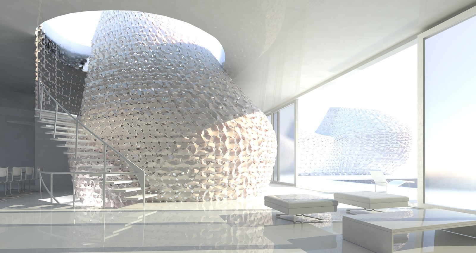 Concrete 3D Printing: 10 Residential Projects around the World - Sheet1