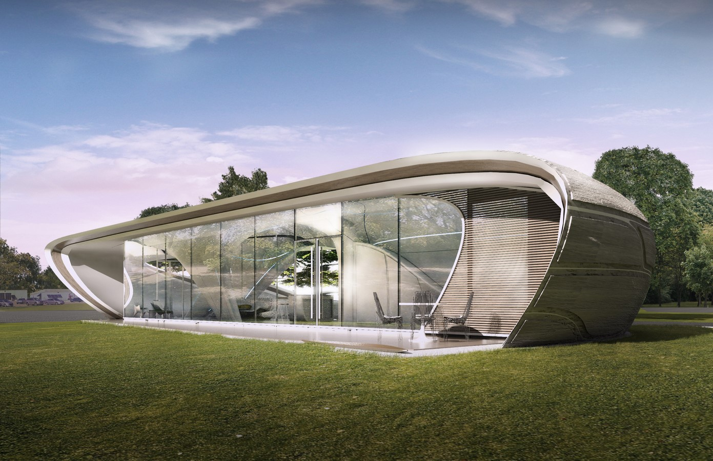 Concrete 3D Printing: 10 Residential Projects around the World - Sheet6