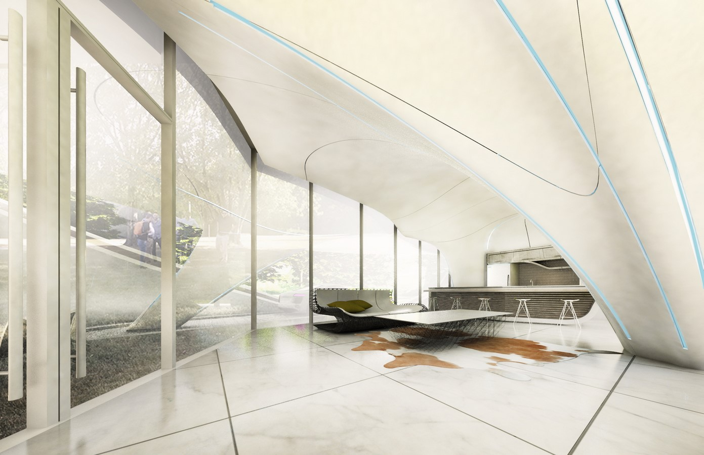 Concrete 3D Printing: 10 Residential Projects around the World - Sheet7