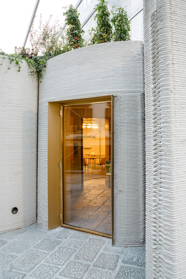 Concrete 3D Printing: 10 Residential Projects around the World - Sheet11