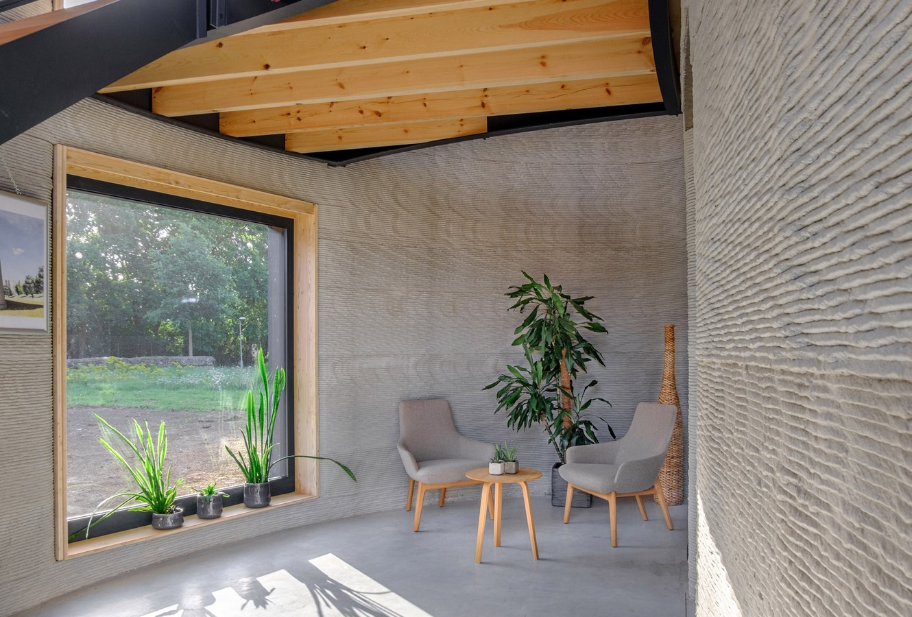 Concrete 3D Printing: 10 Residential Projects around the World - Sheet13
