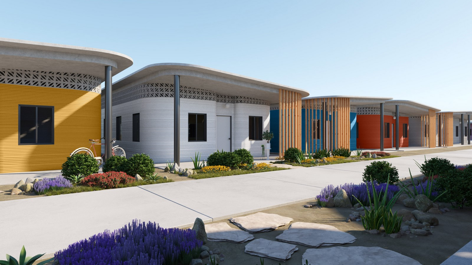 Concrete 3D Printing: 10 Residential Projects around the World - Sheet15