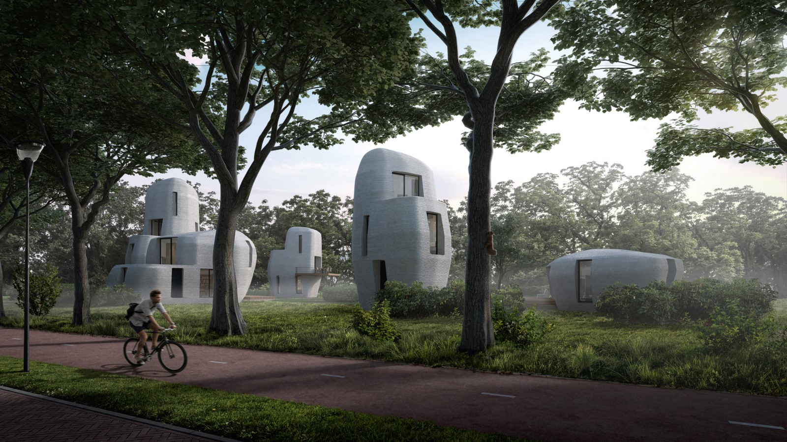Concrete 3D Printing: 10 Residential Projects around the World - Sheet16