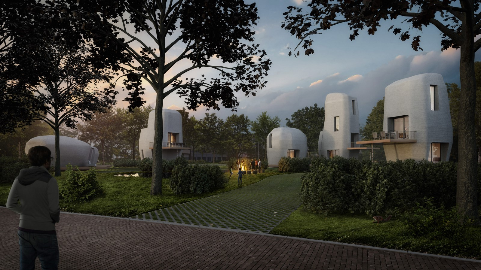 Concrete 3D Printing: 10 Residential Projects around the World - Sheet17