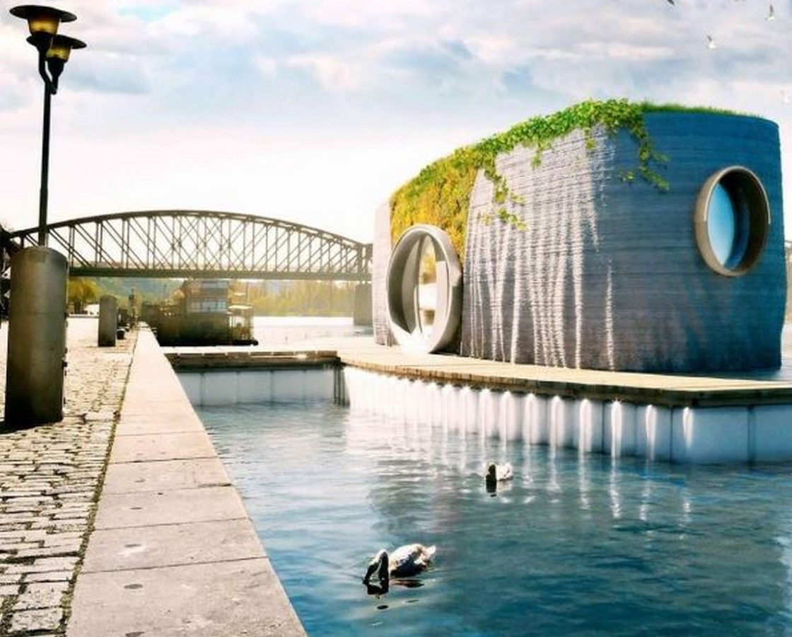 Concrete 3D Printing: 10 Residential Projects around the World - Sheet25