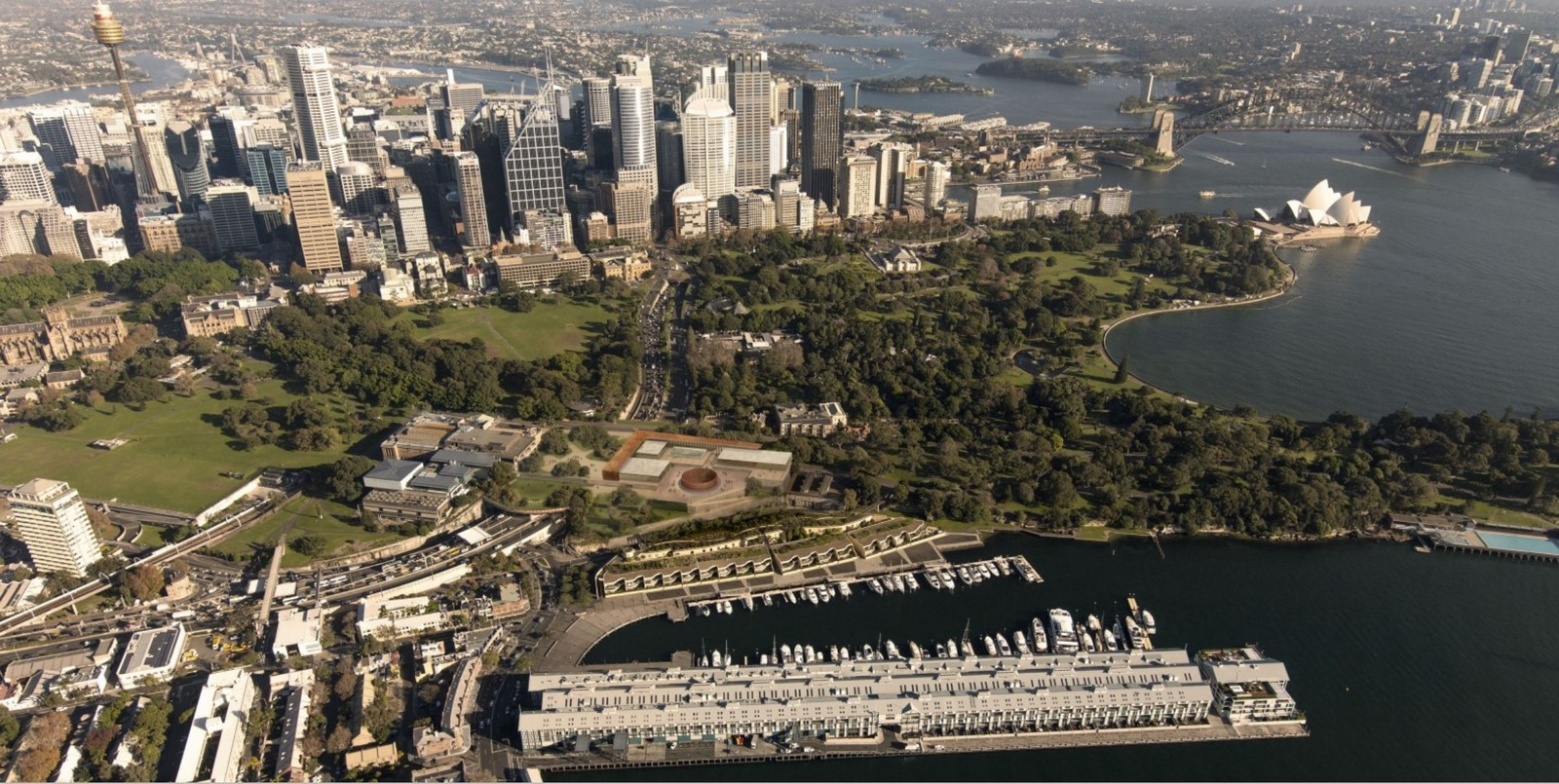 Sydney Modern Project by Rahul Mehrotra: Fabric for Art - Sheet2