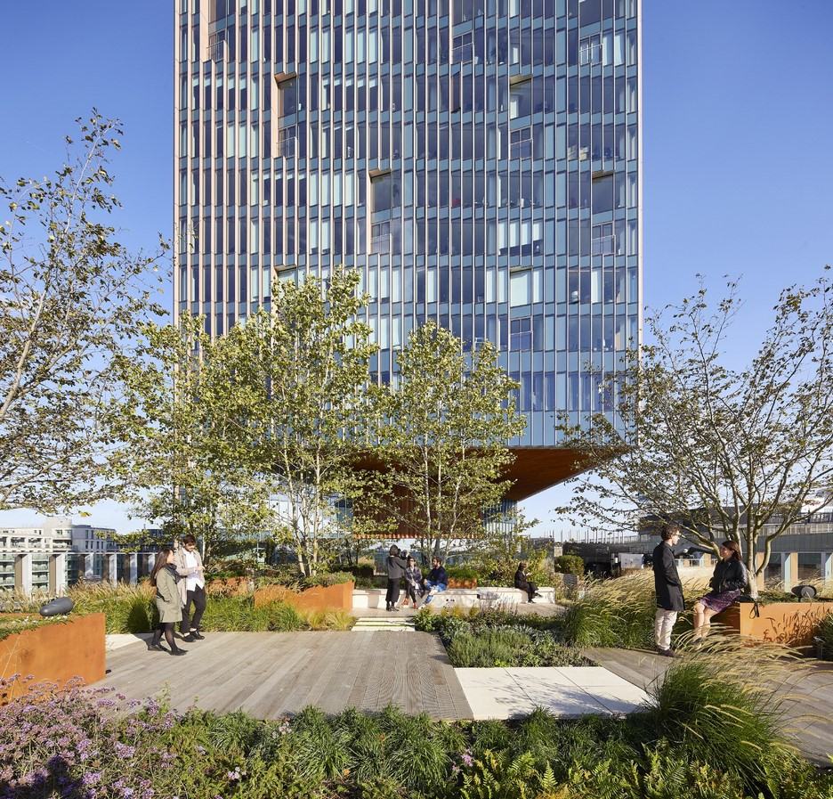 The Stratford by SOM: The Vertical Community - Sheet1