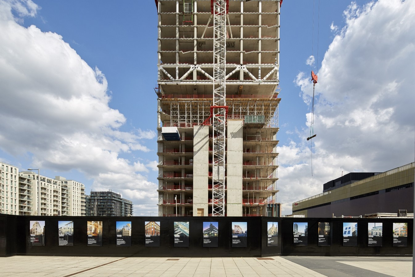 The Stratford by SOM: The Vertical Community - Sheet5