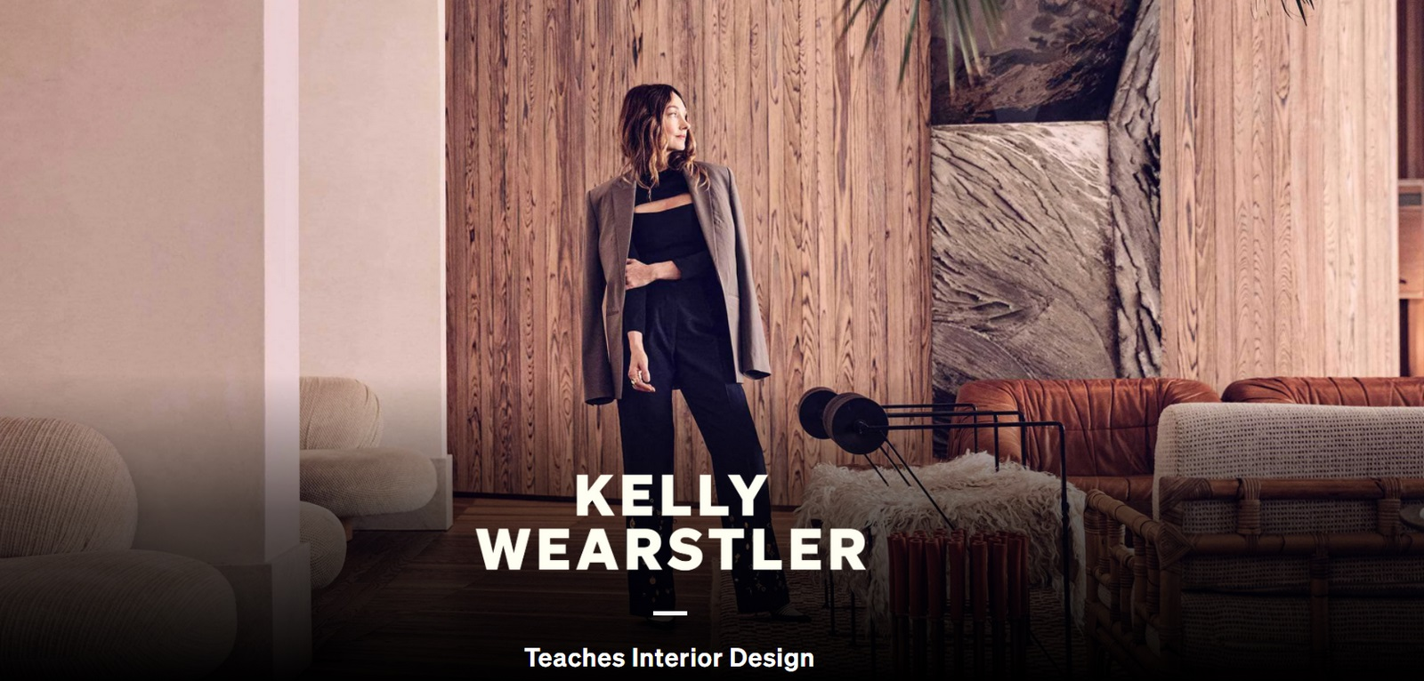 Interviews with Architects: MasterClass Live with Kelly Wearstler by MasterClass - Sheet2