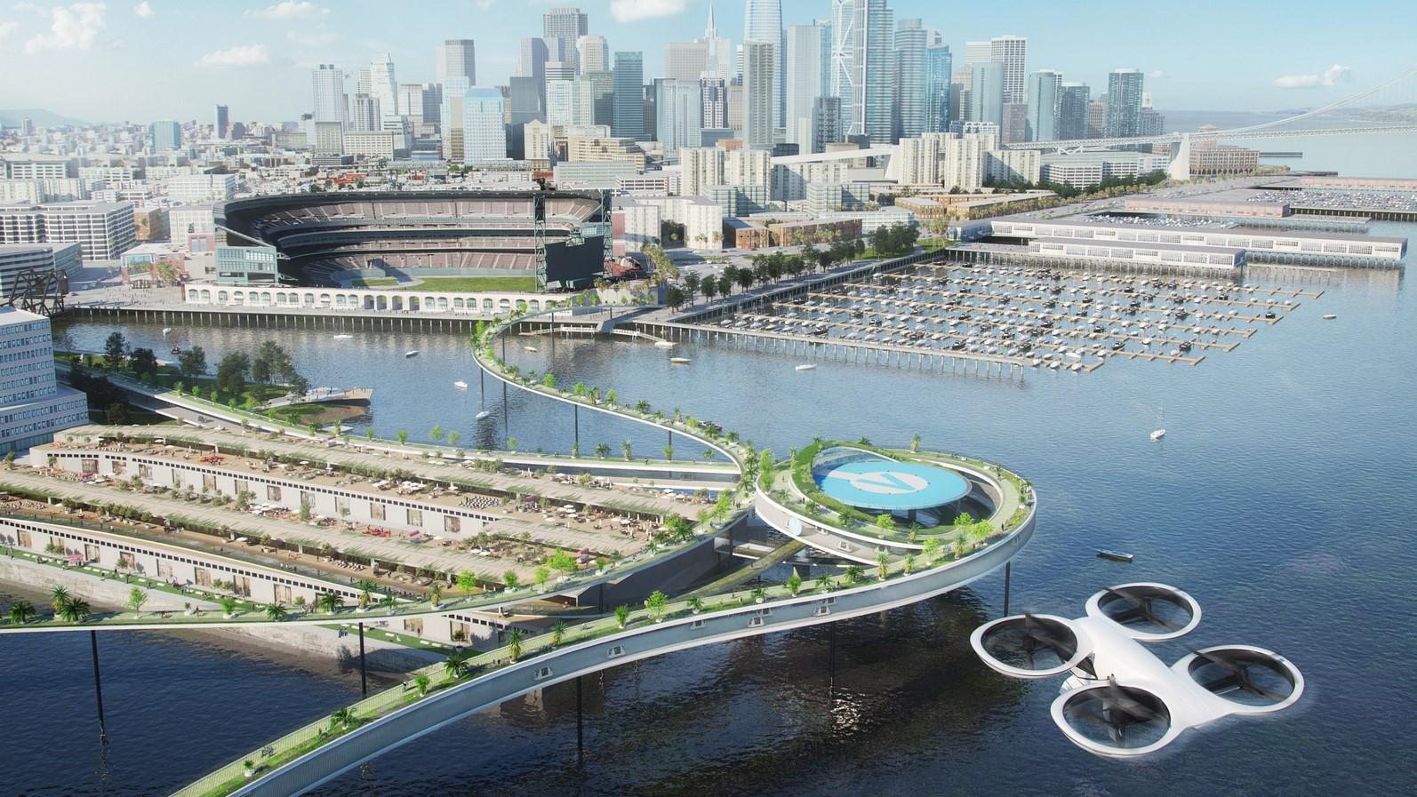 20 Futuristic projects in transportation design - Sheet7