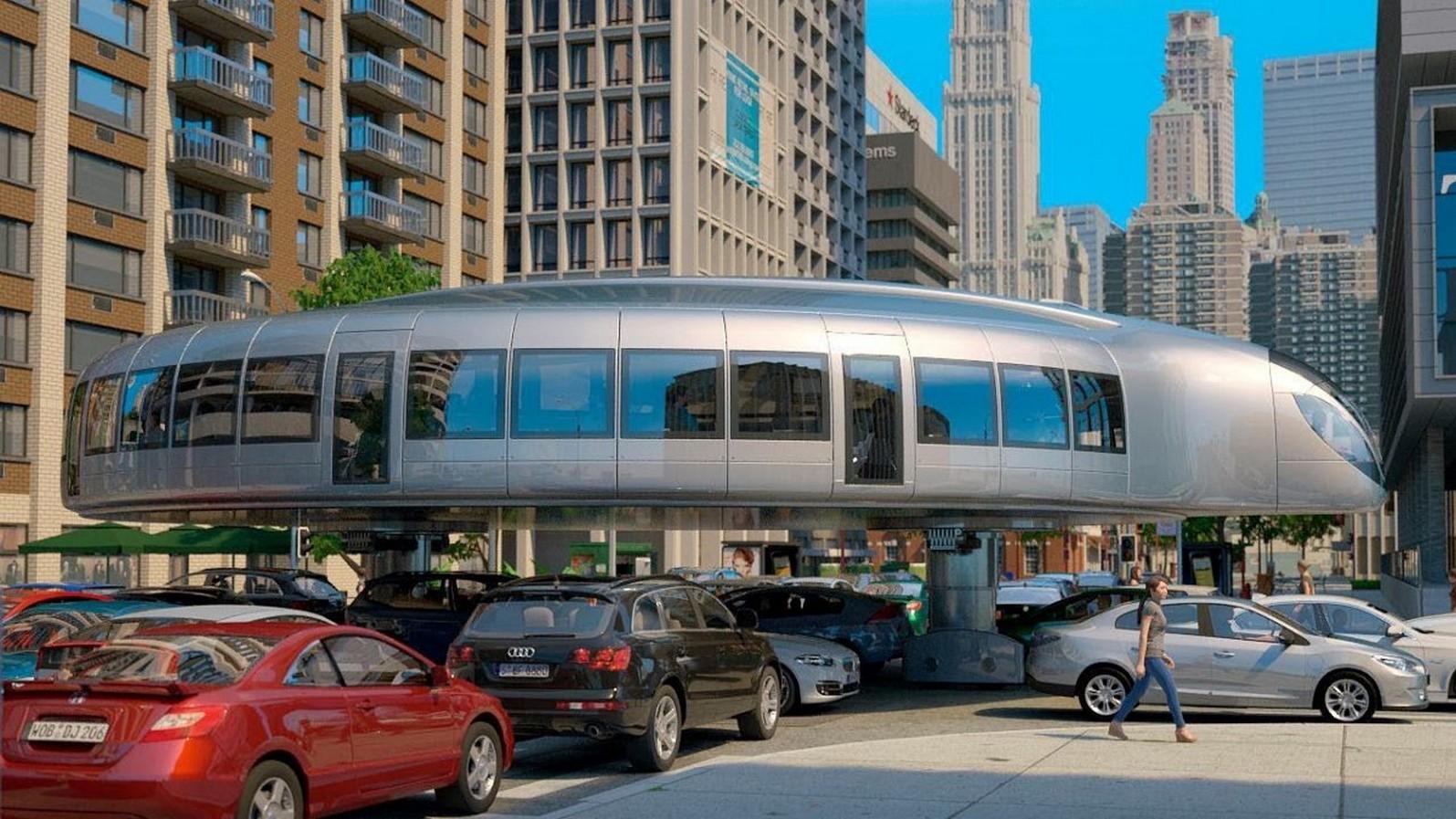 20 Futuristic projects in transportation design - Sheet13