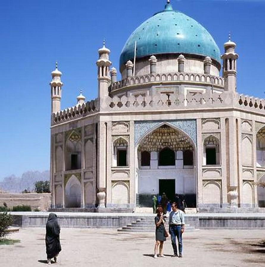 Ahmad Shah Durrani Mausoleum- Sheet3