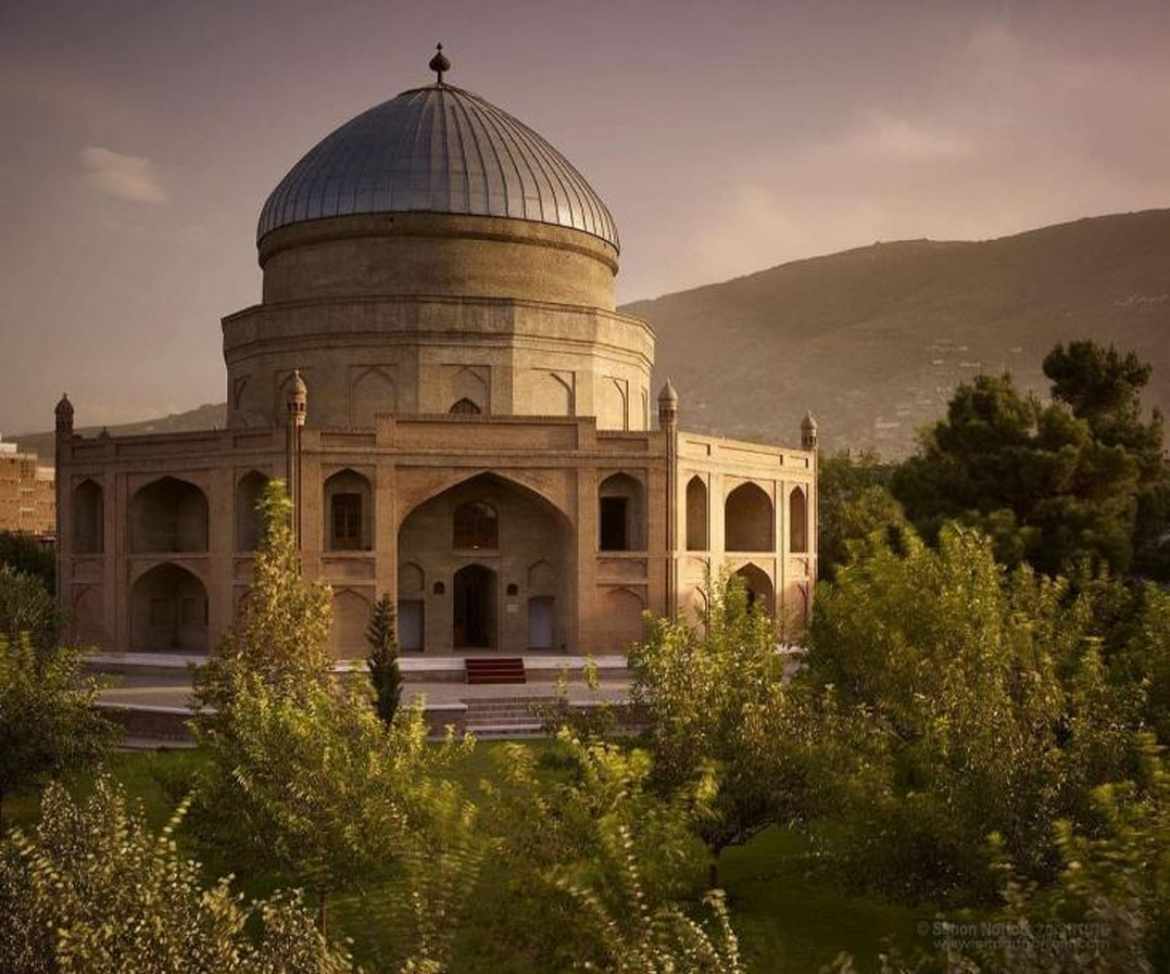 Taimur Shah Durrani Mausoleum - Sheet3