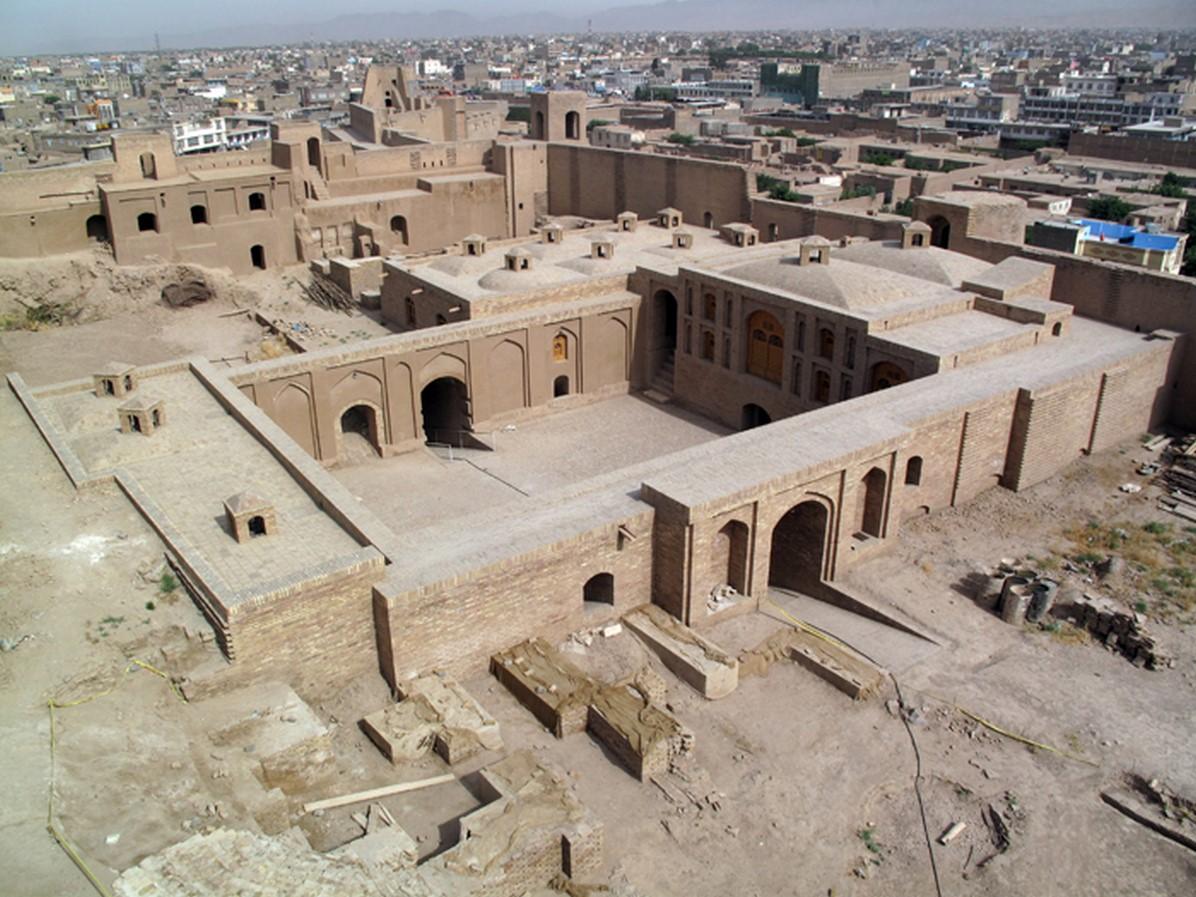 Herat Citadel - Sheet1