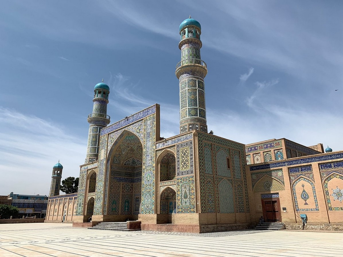 Friday Mosque/Great Mosque of Herat - Sheet1