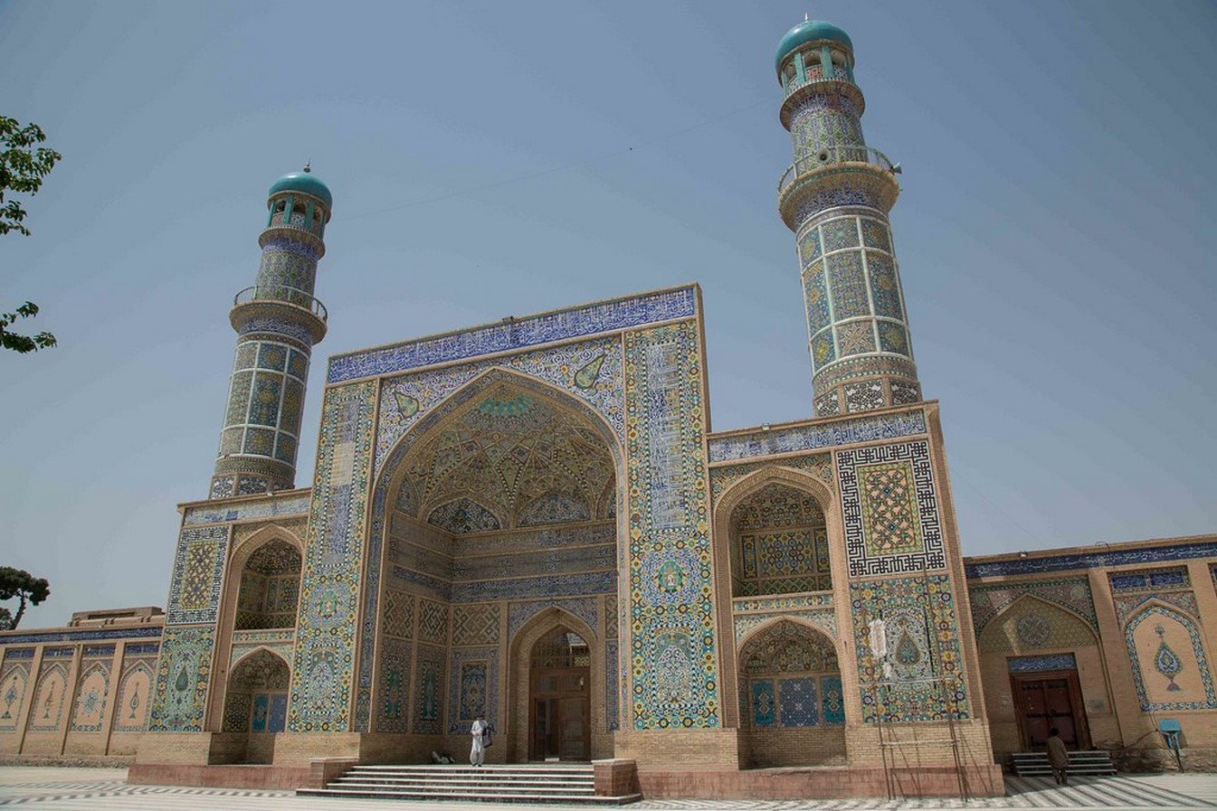 Friday Mosque/Great Mosque of Herat - Sheet2