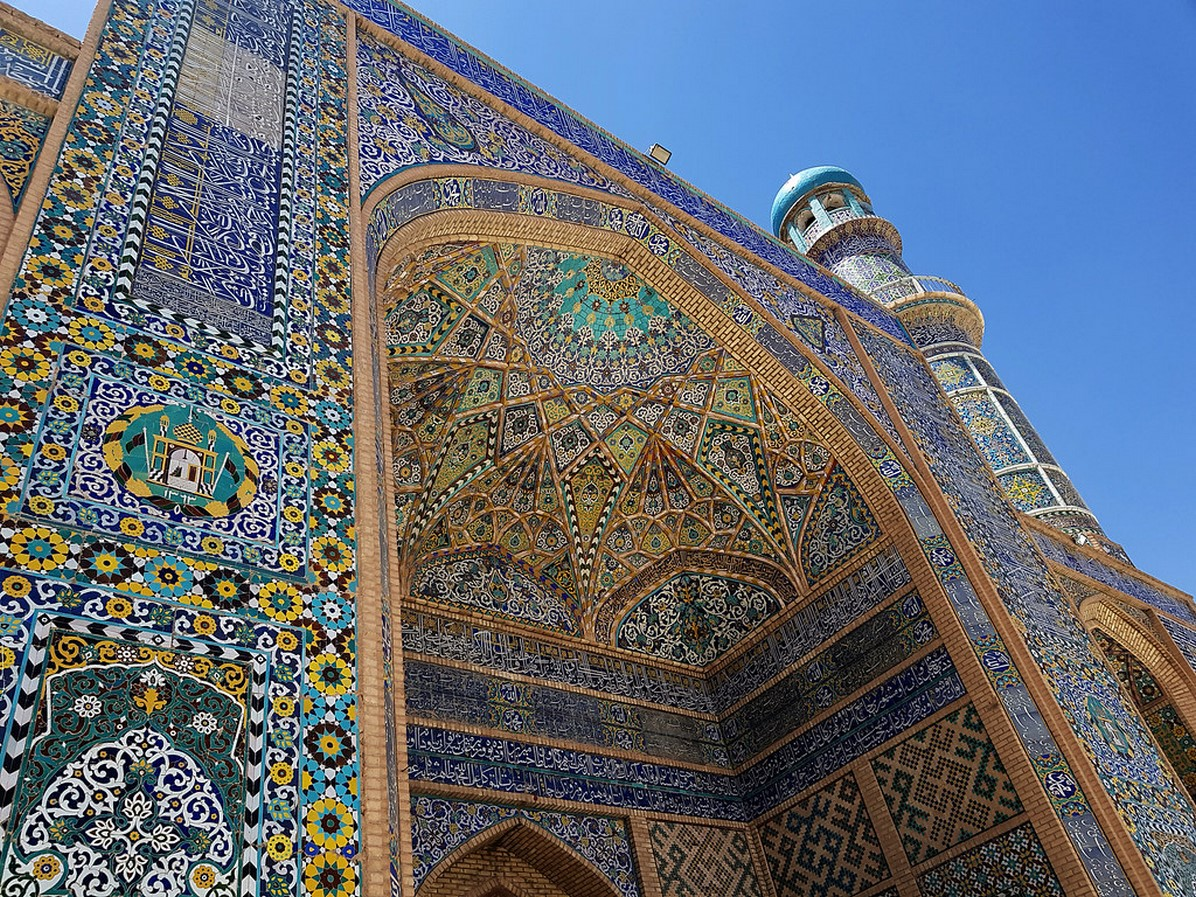 Friday Mosque/Great Mosque of Herat - Sheet3