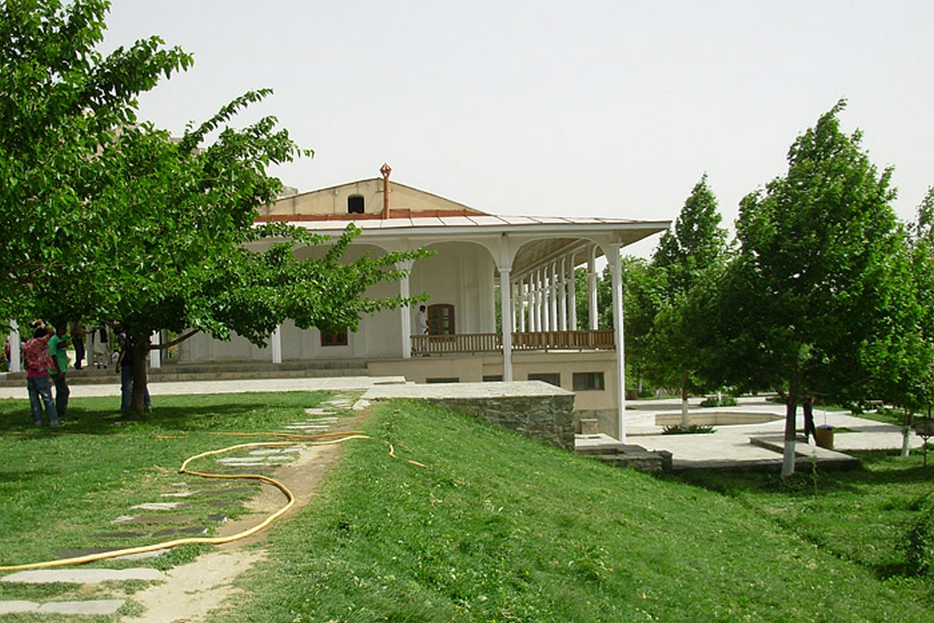 Bagh-e-Babur/Garden of Babur - Sheet2