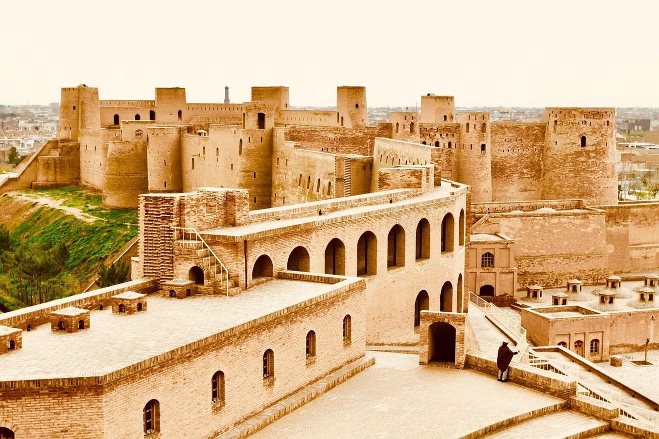 Herat Citadel - Sheet2