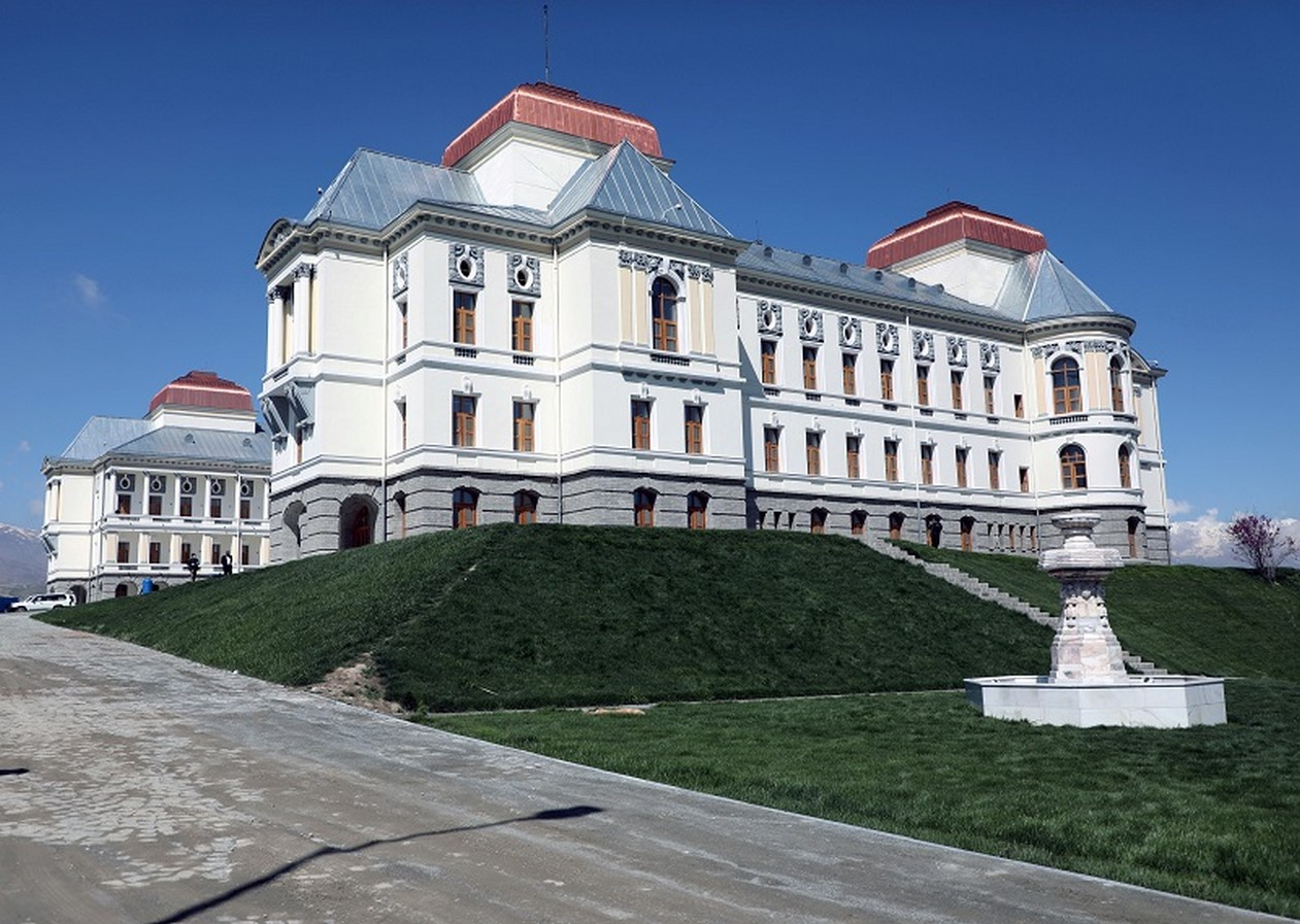 Darul Aman Palace - Sheet2