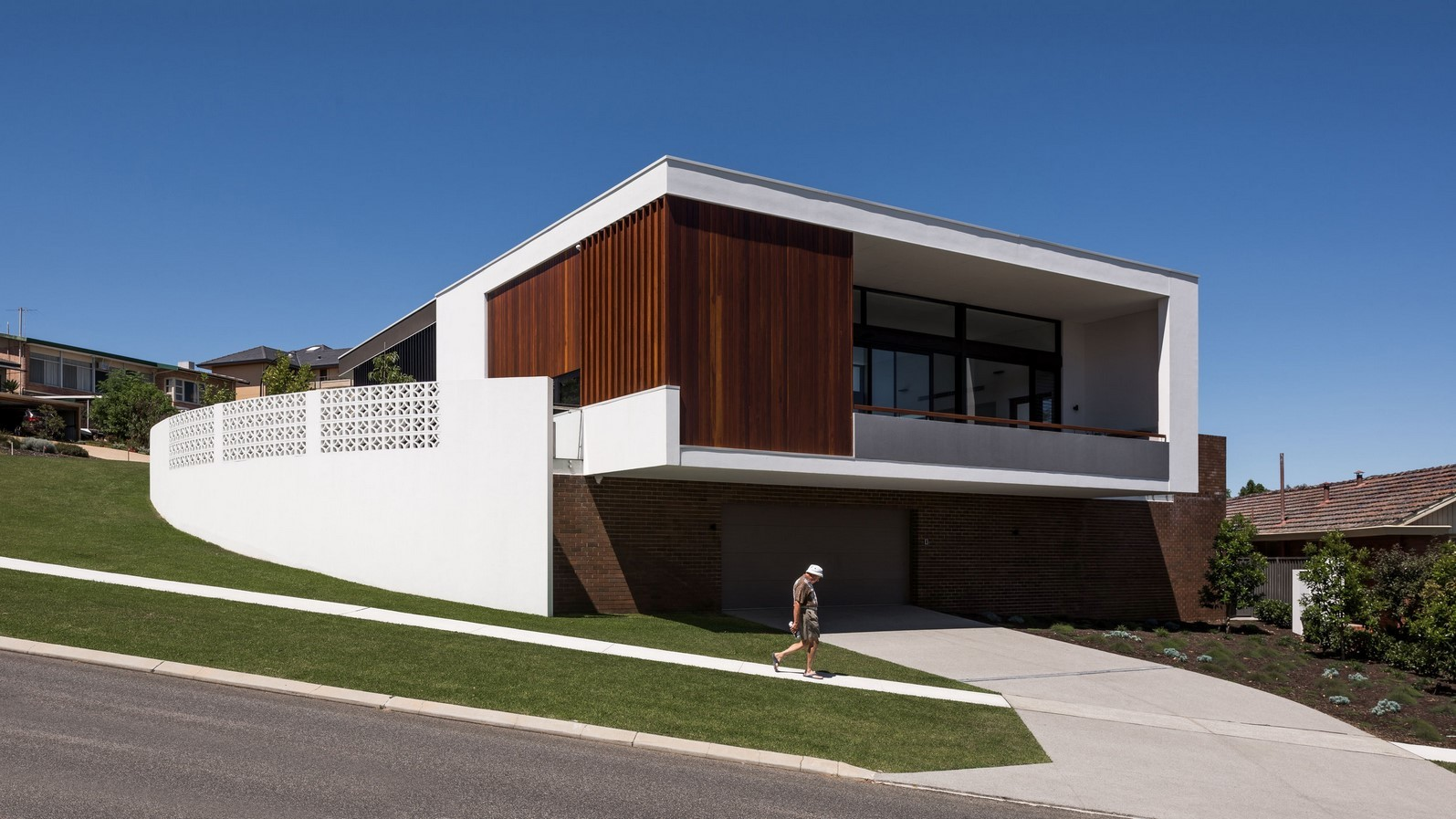 Armadale Crescent Residence - sheet1