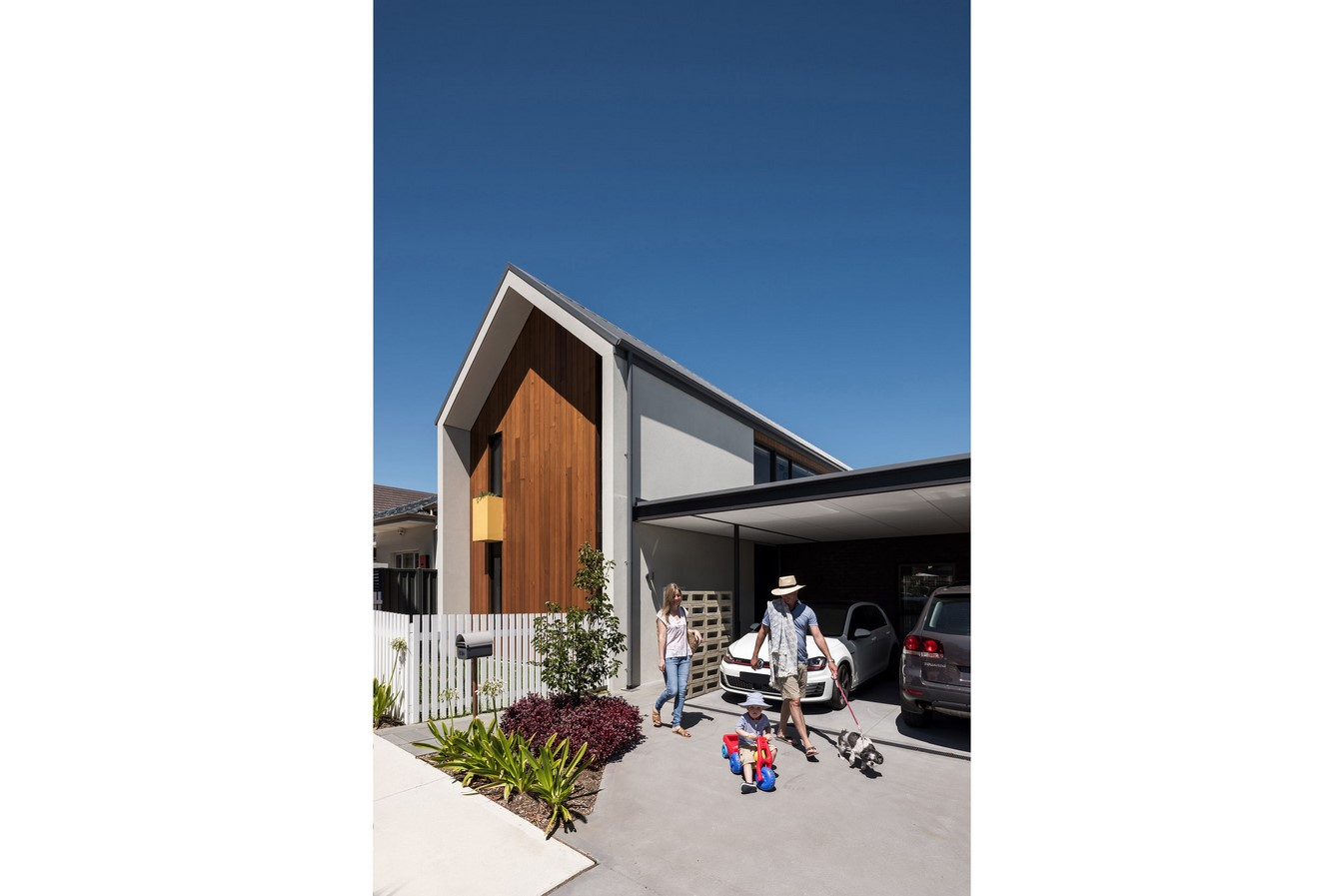 Northwood Street Residence - Sheet1