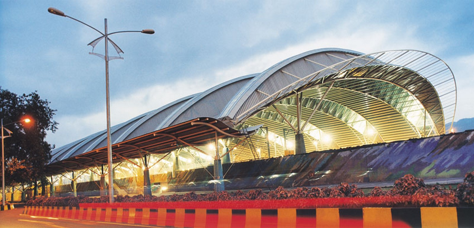 Turbhe Railway Station by Hafeez Contractor: The New Civic Symbol - Sheet1