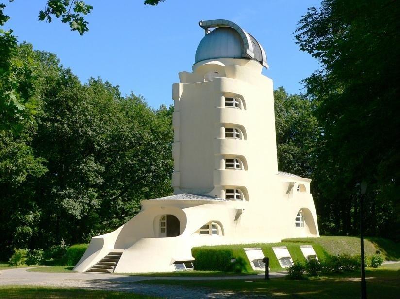 Expressionist Architecture: an Individual Statement - Einstein Tower , Potsdam by Erich Mendelsohn - Sheet1