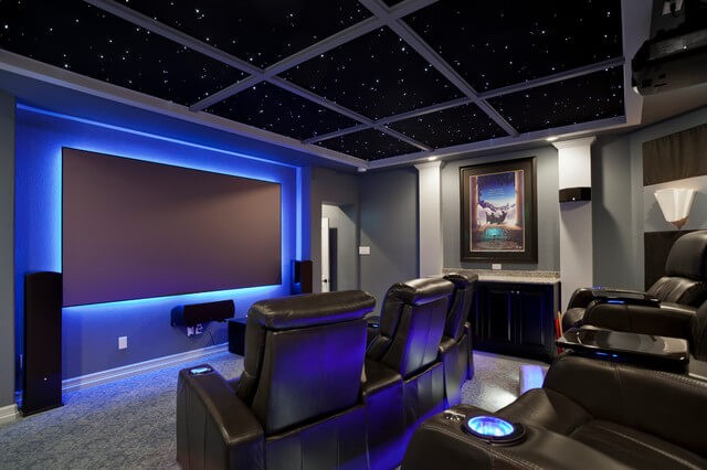 10 Tips to follow while designing for Home Theater - Sheet5