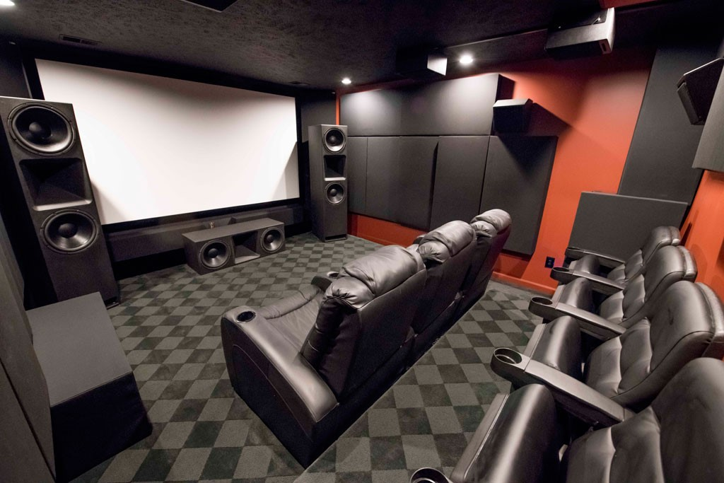 10 Tips to follow while designing for Home Theater - Sheet6