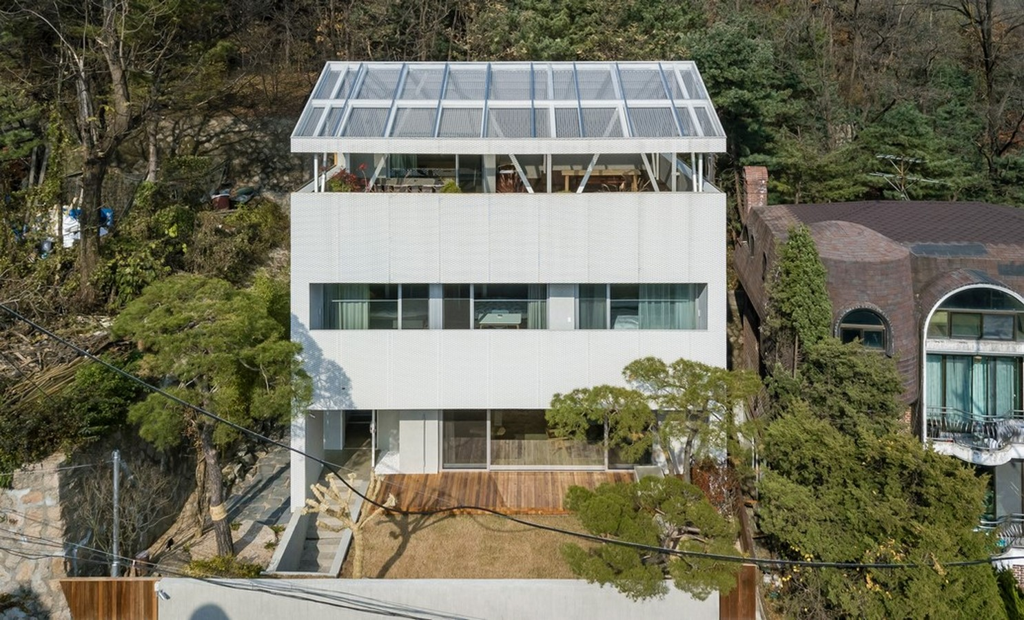 50 Examples of Modern concrete homes - Sheet10