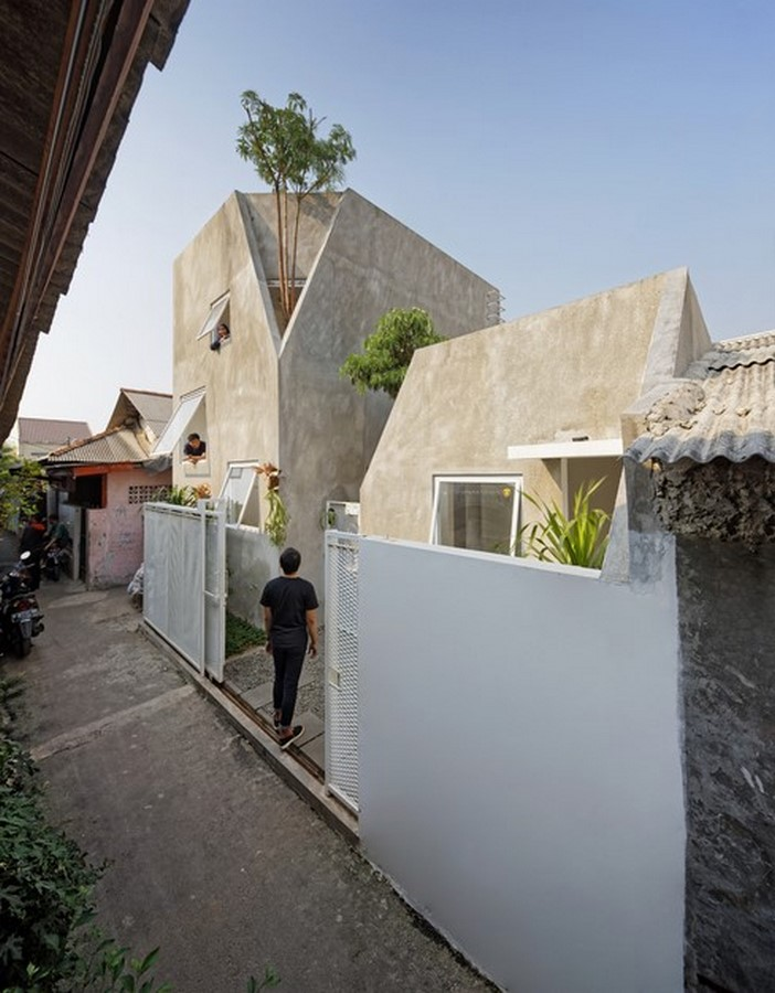 50 Examples of Modern concrete homes - Sheet13