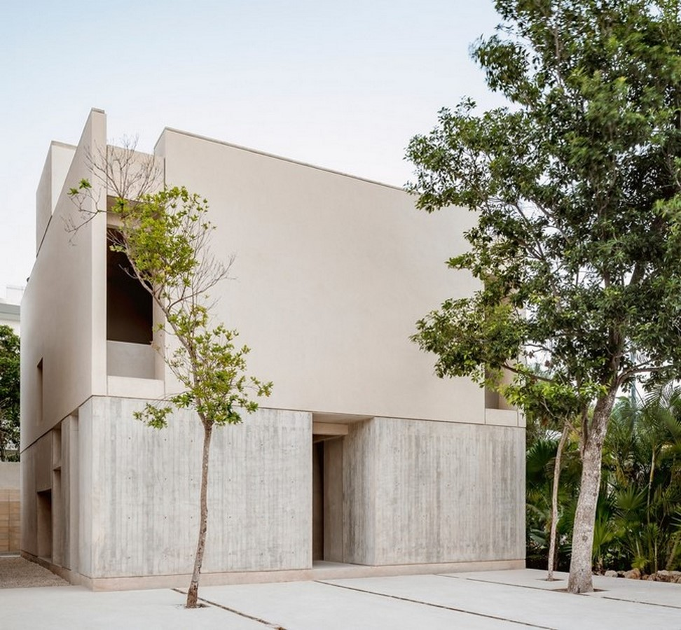 50 Examples of Modern concrete homes - Sheet14