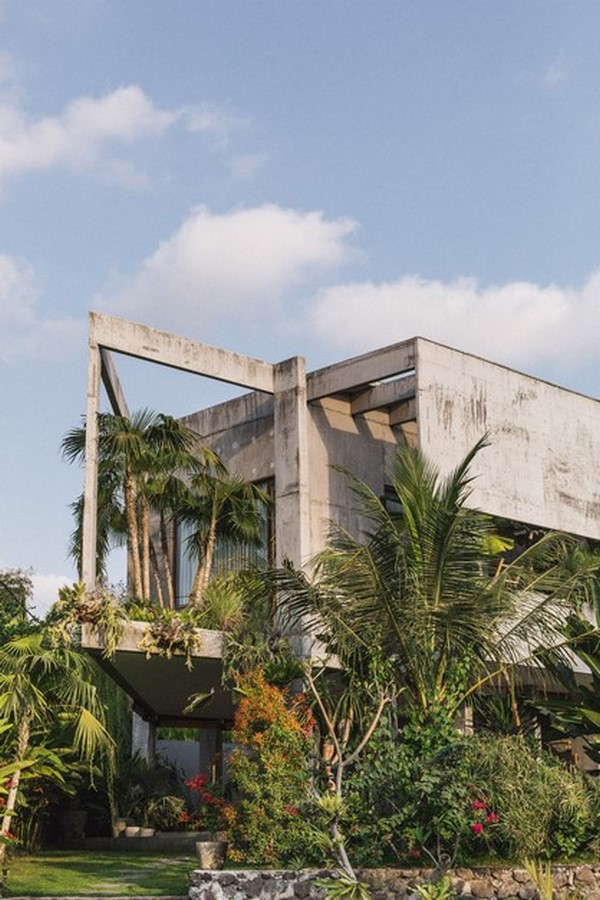 50 Examples of Modern concrete homes - Sheet17