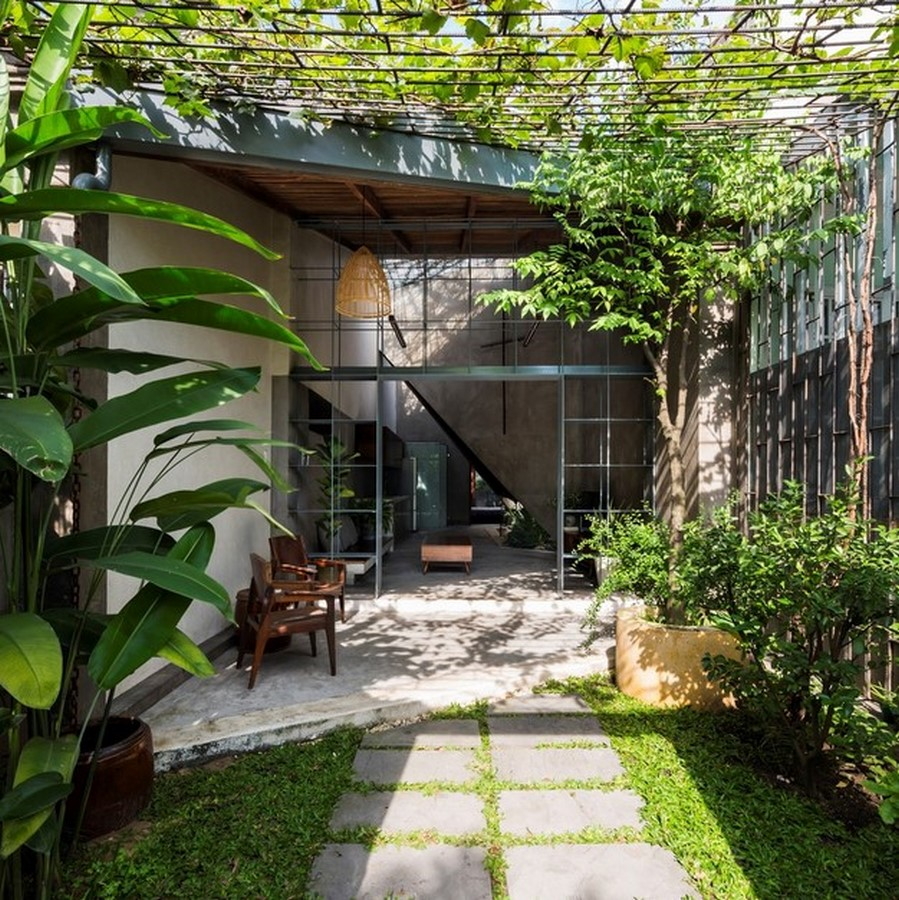 50 Examples of Modern concrete homes - Sheet25