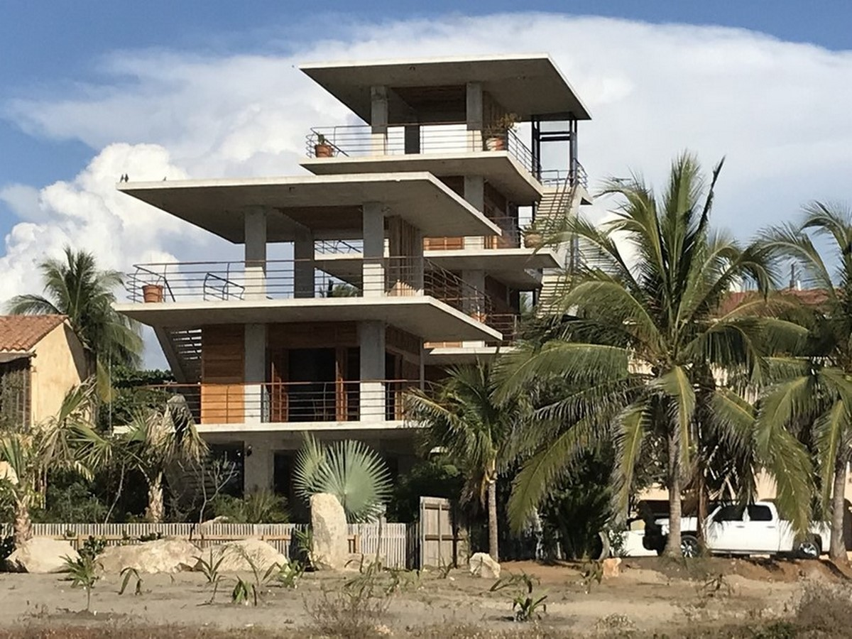 50 Examples of Modern concrete homes - Sheet31