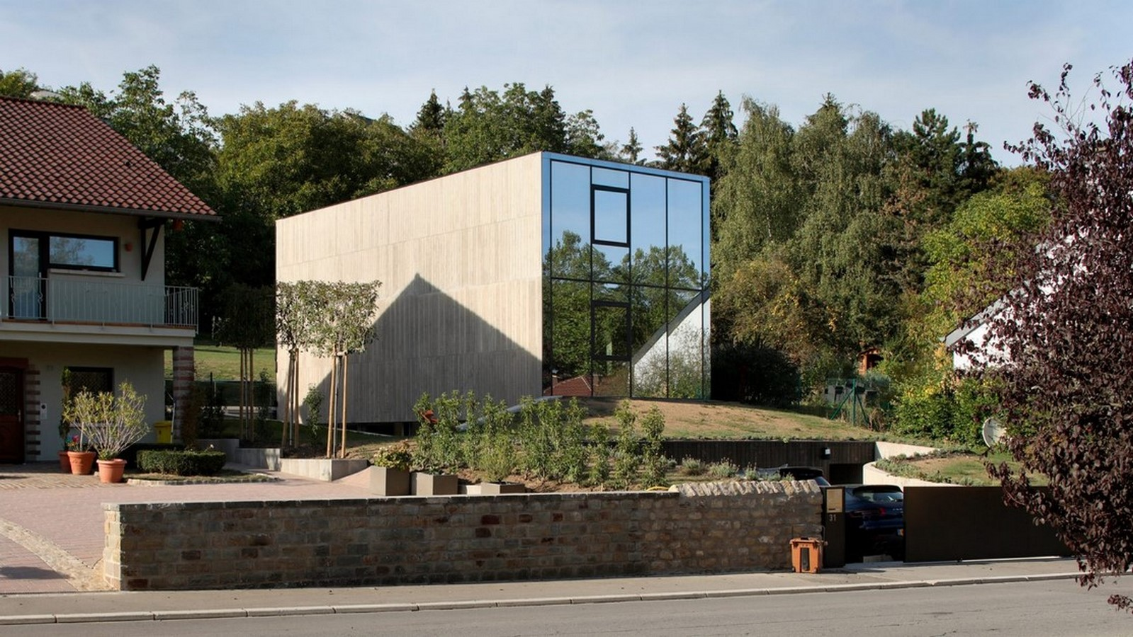 50 Examples of Modern concrete homes - Sheet38